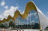 В Лужниках открыли новый Дворец гимнастики