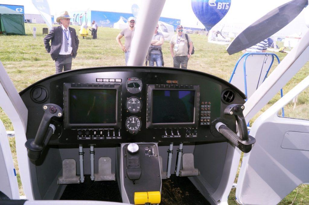 Самолёт МАИ-411
