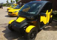 «Калашников» представил новый электромобиль