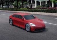 В России построят новый электромобиль