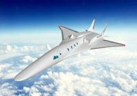 В России создадут сверхзвуковой пассажирский самолёт