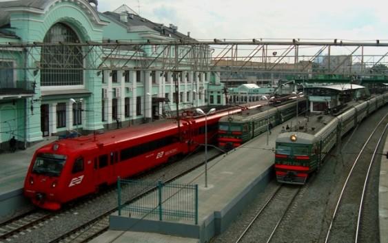 В Москве построили новый железнодорожный вокзал
