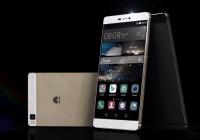 Новые смартфоны Huawei P8 и P8 Max