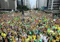 В Бразилии проходят массовые пртесты