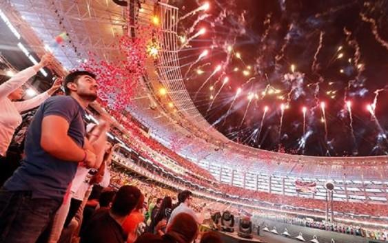 В Баку открылись Европейские игры