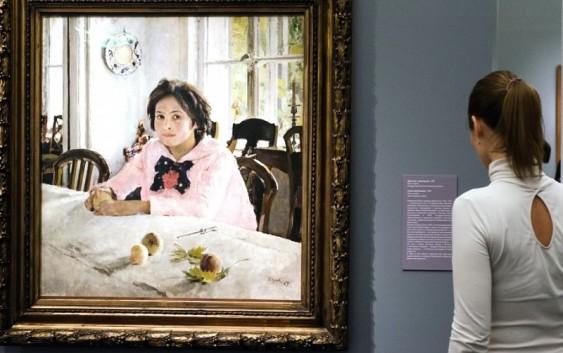 Выставка Серова получила грандиозный успех