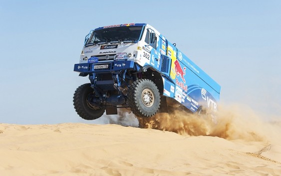 КамАЗ выиграл ралли «Дакар-2016»
