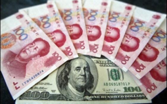 Китай снизил курс юаня
