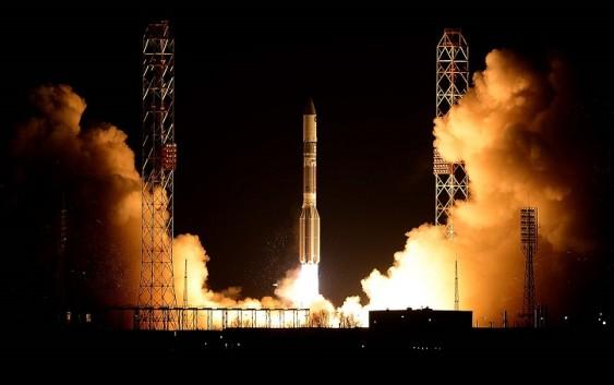 Протон-М успешно вывел спутник на орбиту
