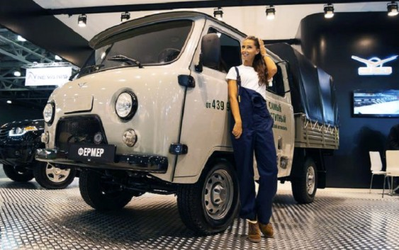 УАЗ возобновил производство гражданских фургонов