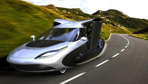 Когда появится первый в мире летающий автомобиль?