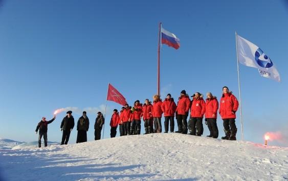 Россия инвестирует в освоение Арктики