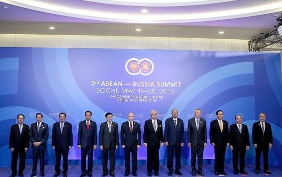 Саммит Россия-АСЕАН: итоги