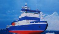 В России построили самый мощный атомный ледокол в мире