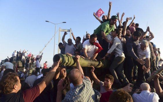 В Турции пресечена попытка военного переворота