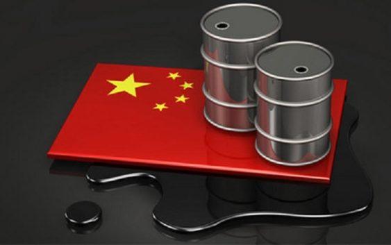 Сколько нефти Россия поставила в Китай?