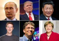 Самые влиятельные люди мира по версии Forbes