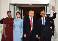 Инаугурация президента Дональда Трампа