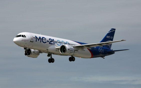 Новый российский самолёт МС-21 лучше зарубежных аналогов