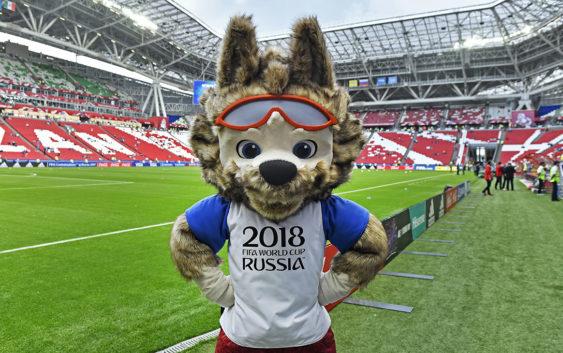 Сборная России на Чемпионате мира 2018