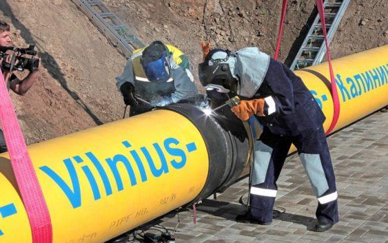 Российский газ теперь пойдет в обход Литвы?