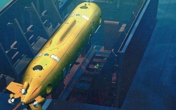 «Посейдон» – самый быстрый подводный беспилотник