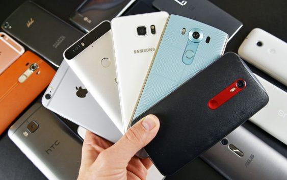 Определены самые качественные смартфоны в России