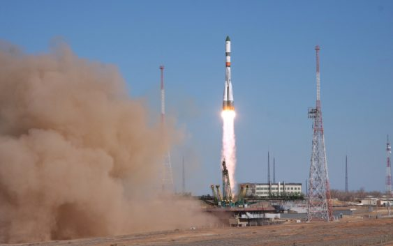 Россия быстрее всех доставила груз на МКС