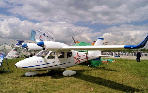 В России создали новый самолёт МАИ-411