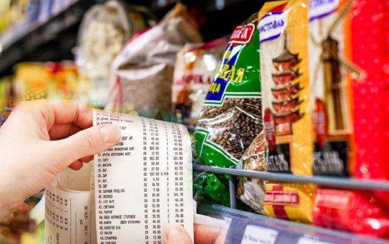 Как изменялись цены на продовольствие в России?