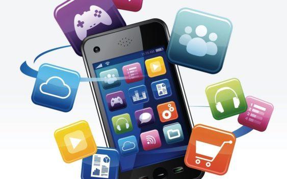 Самые популярные мобильные приложения в России