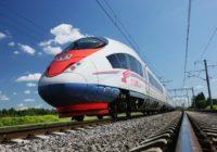 В России появится сеть высокоскоростных железных дорог