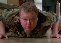 Военные США страдают от ожирения