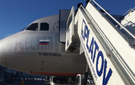 Что случилось с пилотом самолёта, приземлившегося в Ростове-на-Дону?