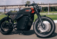 Каким стал новый мотоцикл «Иж»?